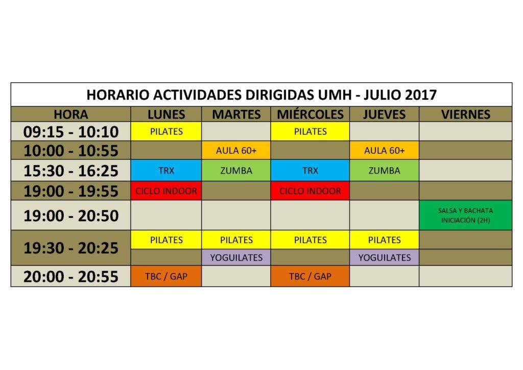HORARIO JULIO 2017 (modificado)