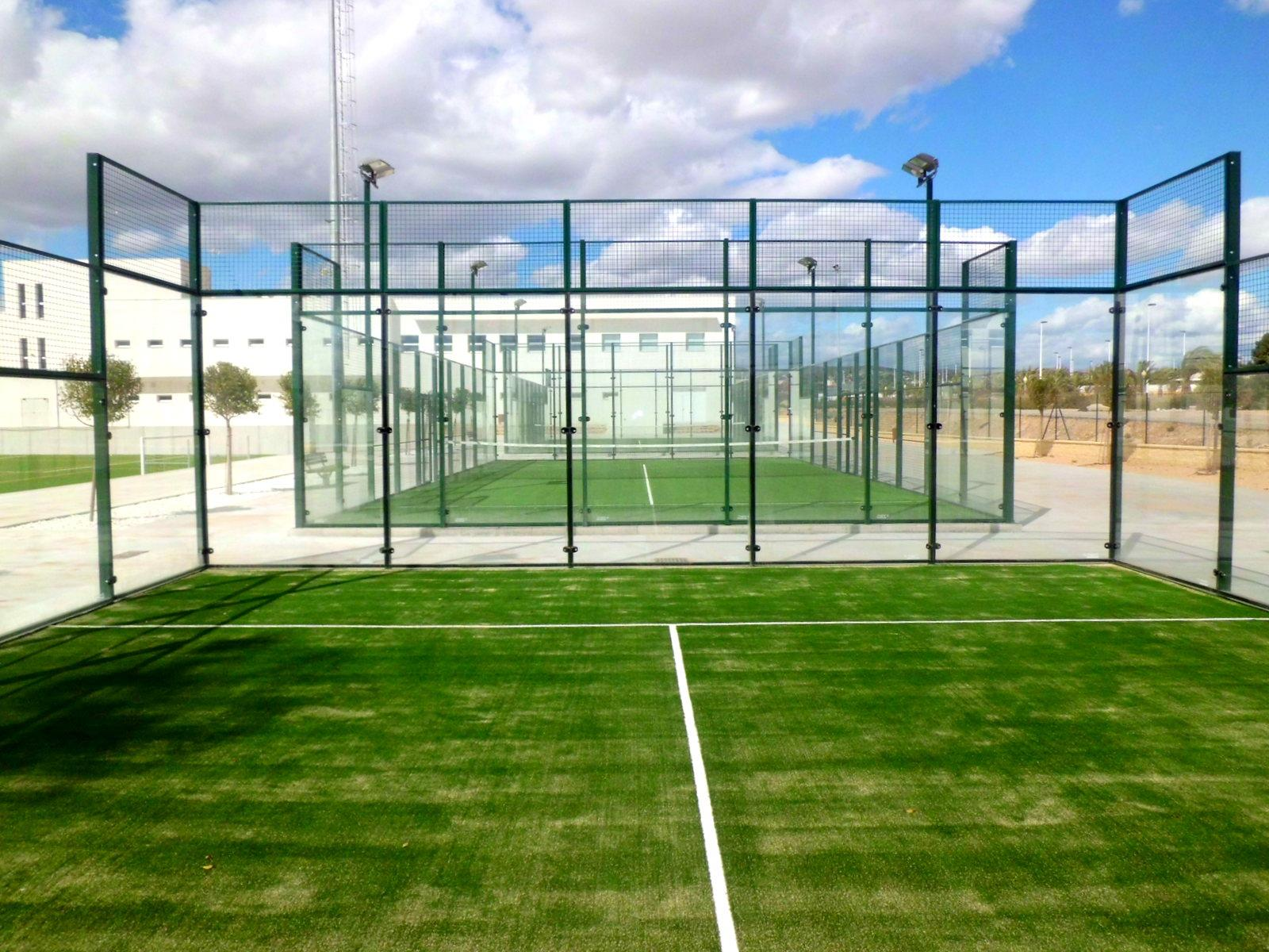 Pista de tenis Wallpaper