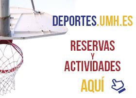 Actividades Deportivas UMH