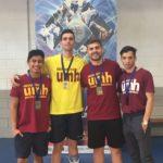 Medallas Taekwondo CADU 2017