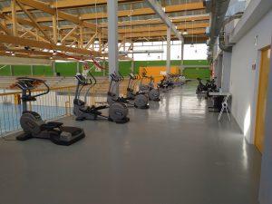 Instalaciones gimnasio Elche