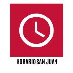 horario san juan