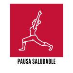 pausa saludable